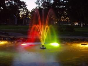 портфолио фонтан